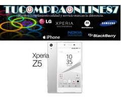 Sony Xperia Z5, 23Mpx Huella* 32GB 3GB RAM Nuevos Libres Factura Y Garantia.TUCOMPRAONLINE87
