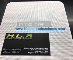 Htc One M9 Plus 32Gb Nuevos Factura Domicilio Sin Costo HLACOMUNICACIONES