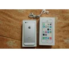 Vendo O Cambio iPhone 5s Lte 16gb