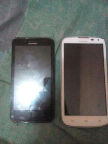 Vendo Dos Huawei Y 511 G610 Tarjeta Mala
