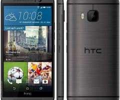 se vende HTC M9 de 32gs con dos estuches SIN CARGADOR $515