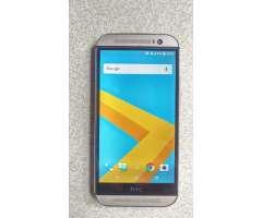 CELULAR HTC M8 32GB MEMORIA INTERNA 2 GB DE RAM SE ENTREGA CAJA,ESTUCHE ORIGINAL,PROTECTOR DE PANTAL