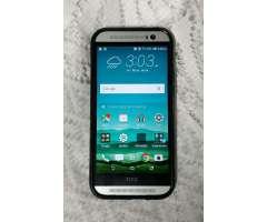 HTC One M8 en buen estado NEGOCIABLE