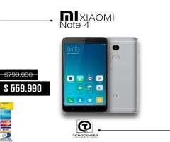 Xiaomi Redmi note 4 32gb, nuevo, homologado, sellado, factura de compra y garantia. P9 lite, p10 lit
