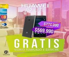 Huawei p9 lite 16gb, GRATIS VIDRIO TEMPLADO Y ESTUCHE, nuevo, original, factura, garantia, p10 lite,