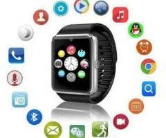 Reloj Inteligente Smart Watch Con Camara, Sim Card, SD, Bluetooth, Tipo I Watch, Homologados, Nuevos
