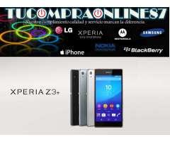 Sony Xperia Z3 Plus 32gb Octa Core 4g. Nuevos Libres Factura Y Garantia. Z5  Xa  TUCOMPRAONLINE87