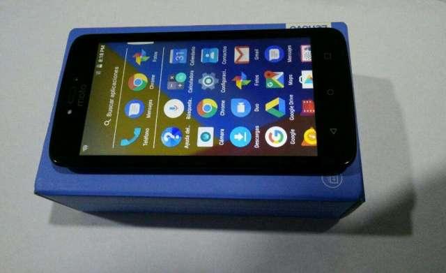 Motorola Moto C en Caja, Como Nuevo