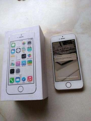 Vendo iPhone 5S Gold 16Gb Lte