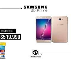 Samsung J5 prime 16gb 4g lte, GRATIS vidrio templado y estuche,Nuevos,Libres,Garantía,Factura