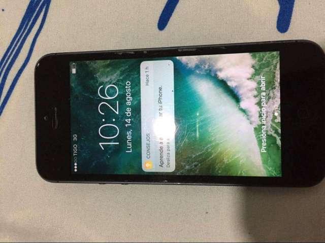 iPhone 5G Vendo O Cambio