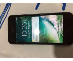 iPhone 5G Vendo O Cambio
