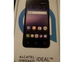 Vendo Celular Alcatel Ideal