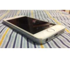 iPhone 5S Silver de 16Gb