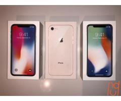 Apple iPhone X 256GB .64GB - GSM & CDMA Unlocked