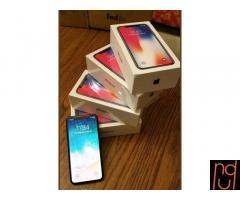 Apple iPhone X 256GB .64GB - Unlocked - USA Model - Apple Warranty - BRAND NEW!