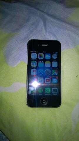 Vendo O Cambio iPhone 4S de 16Gb