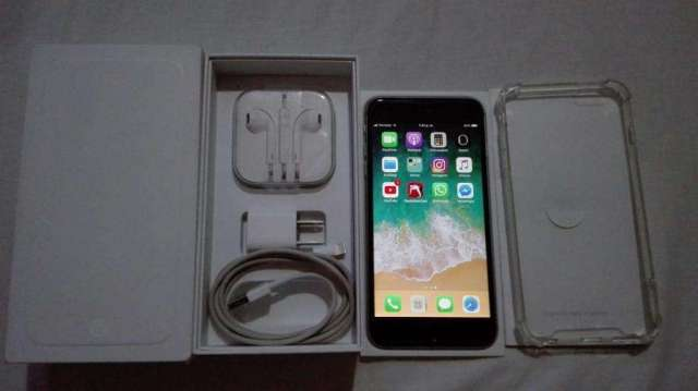 iPhone 6 Plus de 64Gb con Caja Full