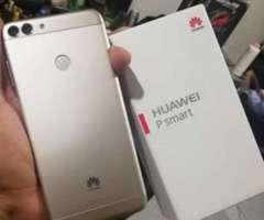 Vendo Huawei P Smart, Garantía Vigente