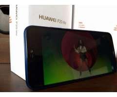 Celular Huawei P20 Lite 5.8 32gb 16mp2mp/16mp 4g