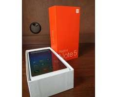 Xiaomi Redmi Note 5 /64gb/12mp/ 4 Ram Forro Envió gratuito