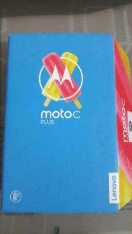 Motorola moto c plus nuevos sellados garantía y factura