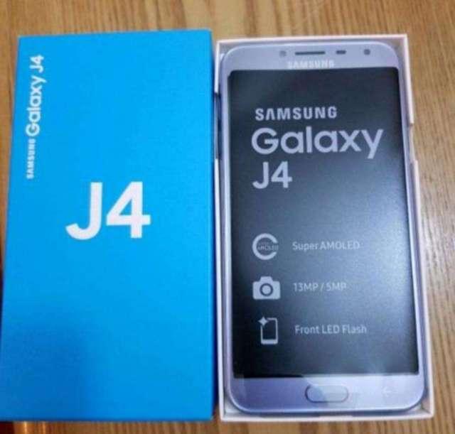Samsung J4 32 de Memoria Interna Nuevo
