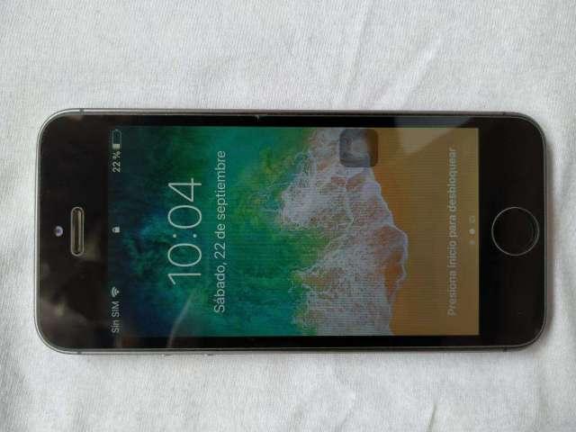 iPhone 5s 32gb en Perfectas Condiciones