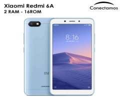 Celular libre Xiaomi Redmi 6A 16gb Nuevos factura y garantia