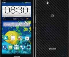 Zte Grand X Max Z787  8gb  Black cricket Smartphone 2018