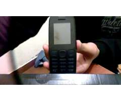 vendo celular nokia 105 excelente estado