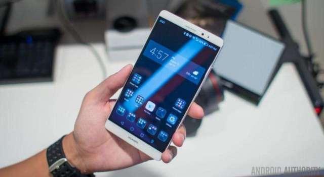 Huawei Mate 8. **no Cambios**