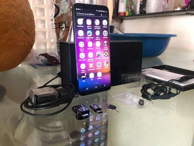 Samsung S8 Plus 45 Dias de Uso