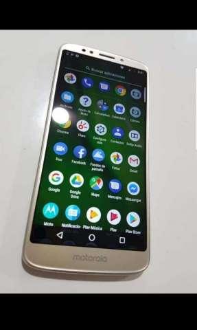 Motorola Moto G6 Play de 32gb Y Huella