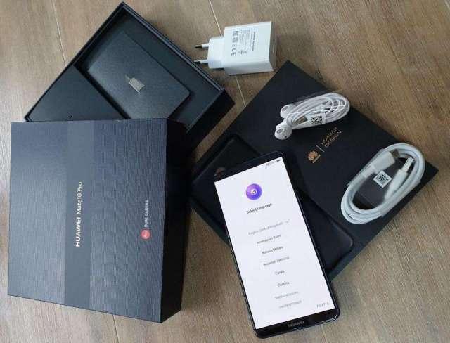 Huawei Mate 10 Pro 1 Mes de Uso Factura.