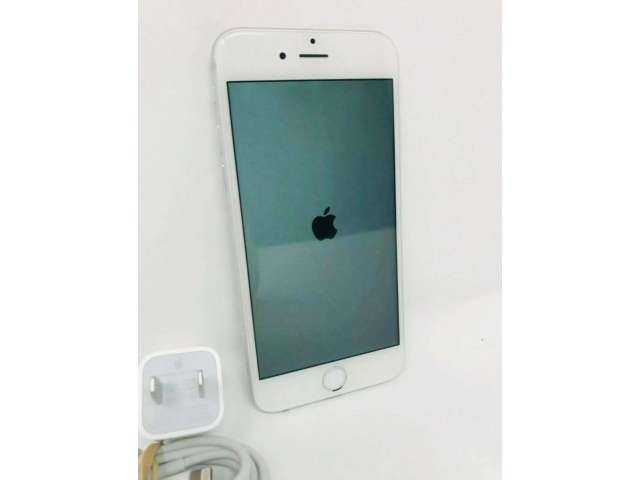 Iphone 6 64gb Blanco Silver Negociable10