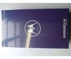 Motorola Moto One 64 GB Oferta Solo para Bogotá Nuevo sellado