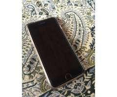 Vendo iPhone 6 Plus Space Gray de 16Gb
