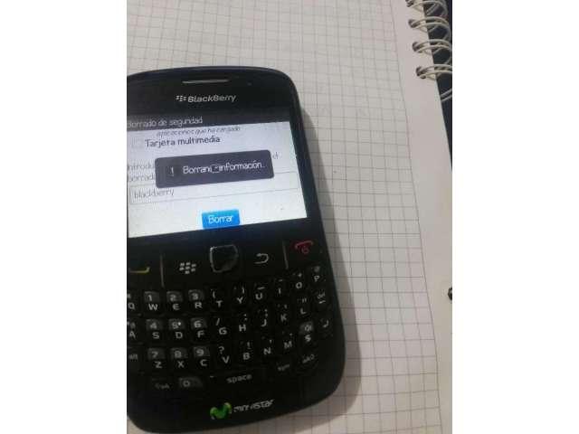 Celular Blackberry 8520 Oferta