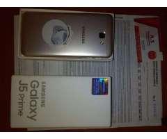 Vendo Samsung Galaxy J5 Prime de 32gb