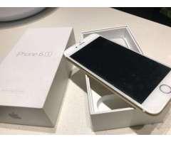 iPhone 6S 16GB Nuevo 1 Dorado 1 Rosado