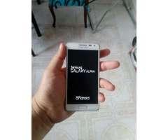 Samsung Galaxy Alpha 32 Gb Leer Anuncio