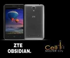 Disponible Zte Obsidian Nuevo.