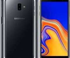 Celular SAMSUNG Galaxy J6 Plus 32GB DS 4G Negro- ESTA NUEVO