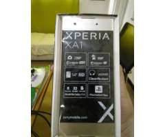 Vendo Celular Xperia Xa1  Usado Perfecto