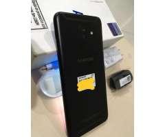 Vendo Samsung A6 Plus Nuevo