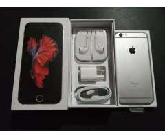 iPhone 6s 64g Nuevo