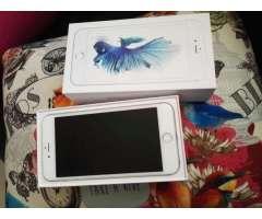 Vendo iPhone 6s Plus 32 G