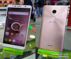 Alcatel Ac 16gb Huella Seminuevo Full