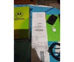 Moto G6 Plus Nuevo Esta con Seguro Alkos